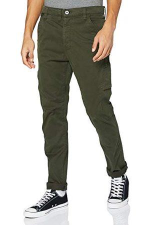 G-Star Heren Citishield 3d Slim Tapered Cargo Casual Pants
