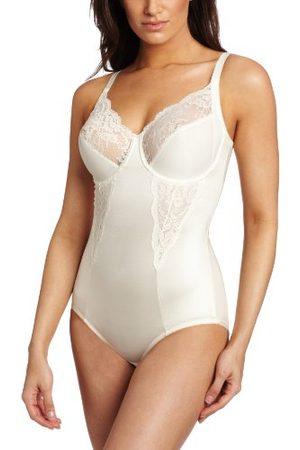 Maidenform Dames Mooie Collectie - Bodybriefer Met Kant Bodysuit - ivoor - Een maat