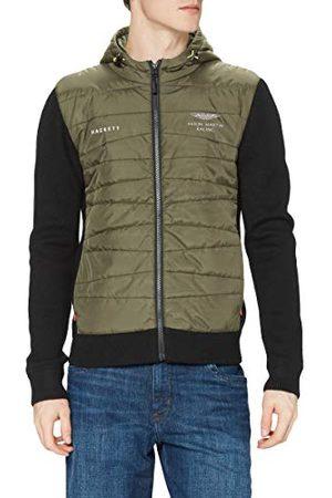 Hackett Heren sweatshirt Amr Qltd Front Hoodie