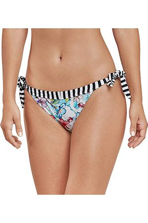 Schiesser Dames Mix & Match Bikinislip Tanga Bikinibroek