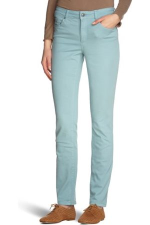 H.I.S Jeans dames jeans Emily, HIS-131-10-031 Skinny/Slim Fit (rouw) hoge band