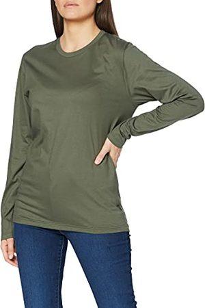 Trigema Dames lange mouwen shirt katoen 536501