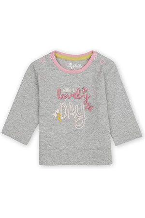 sigikid Baby meisjes Classic shirt met lange mouwen van biologisch katoen voor kinderen T-shirt