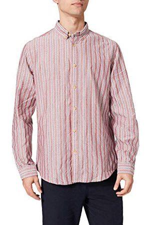 Springfield Overhemd met strepen voor heren.