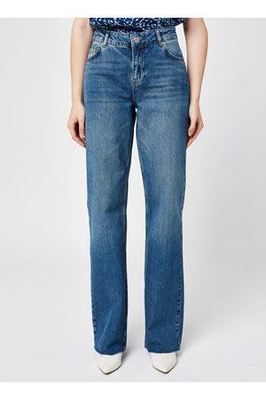 Noisy May Nmamanda Nw Wide Jeans Ki070Mb Bg by