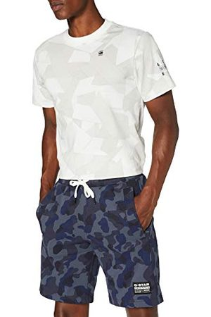 G-Star Heren Shorts Brush Camo