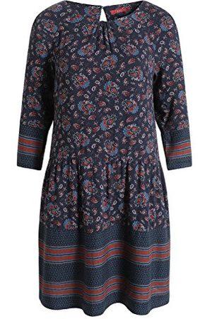 Esprit Dames blouses jurk met patroon, Midi