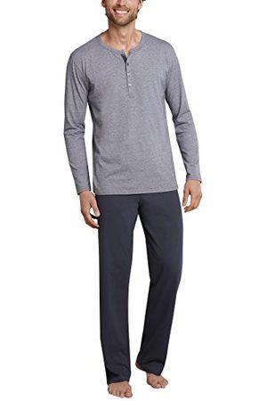 Schiesser Lange pyjamaset voor heren