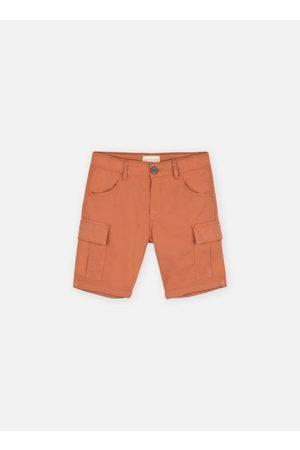 Arsène et les Pipelettes Bermuda poches gabardine stretch by