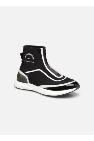 Karl Lagerfeld Finesse Legere Zip Boot by