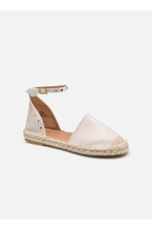 ONLY ONLEVA-10 PU ANKLE WRAP ESPADRILLOS by