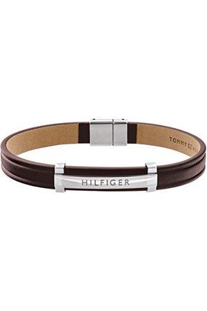 Tommy Hilfiger Jewelry 2790159 Strangarmbanden voor heren, roestvrij staal