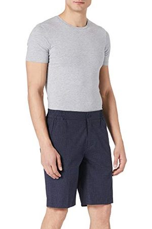 Casual Friday Pagh Small Checked Shorts voor heren