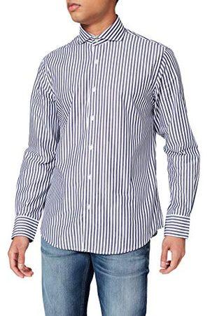 Cortefiel Overhemd, gestreept, voor heren.