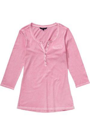Tommy Hilfiger Dames shirt met lange mouwen 1M87611075 / LAMAR HENLEY 3/4 SLV