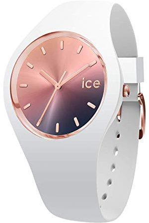 Ice-Watch ICE sunset Midnight - dameshorloge met siliconen armband - 015749 (Maat M)
