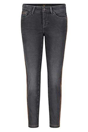 Mac Dream Velvet Chain Slim Jeans voor dames