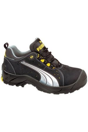 PUMA Veiligheid Sapato Nubuck Azul/amarelo S1P 40