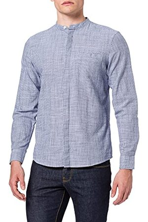 Casual Friday Anton Ls Cn Gestructureerd overhemd voor heren
