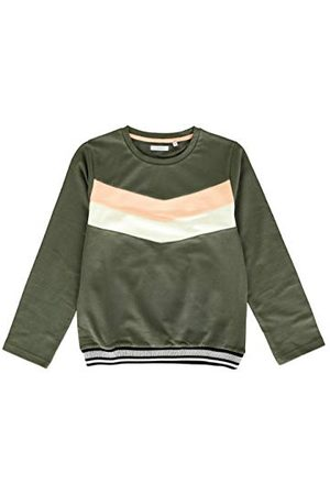 Lemon Beret 147334-140-KAKI sweater, kaki, 10 jaar