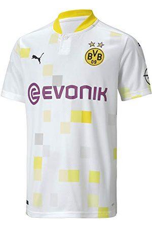 PUMA Jongens Bvb Third Shirt Replica Ss Jr W/Evonik W/O Opel T-shirt