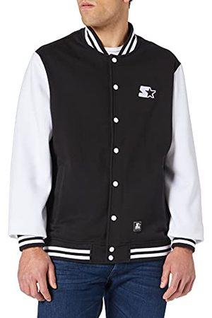 STARTER BLACK LABEL Heren Starter College Fleece Jacket Jacket