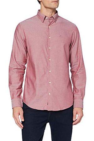 GANT Tp Oxford Plain Reg Hbd overhemd voor heren
