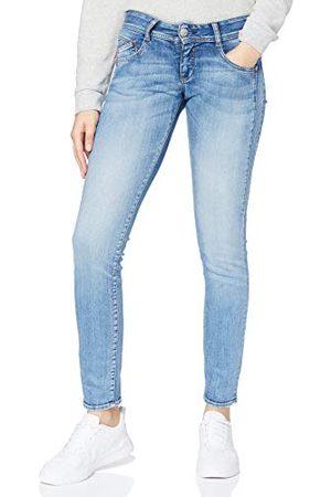 Herrlicher Prachtige dames Gila Slim Organic Denim jeans