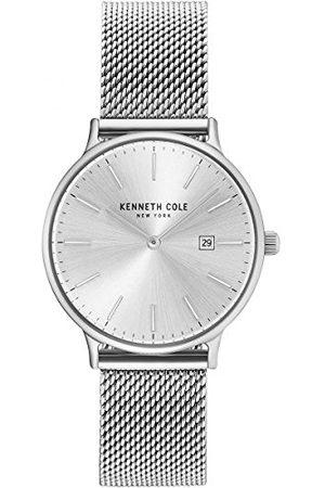 Kenneth Cole Dames analoog kwarts horloge met roestvrij stalen armband KC15057007