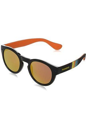 Havaianas Unisex volwassenen TRANCOSO/M zonnebril, BKSTRPDBK, 49
