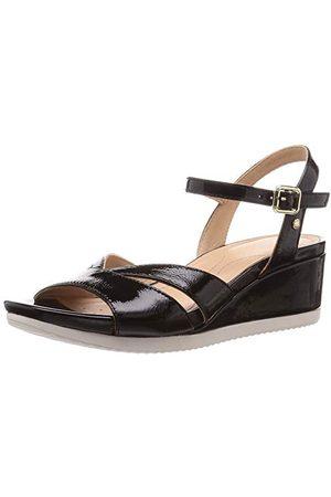 Geox D02GTC00067C, open sandalen met sleehak dames 37 EU