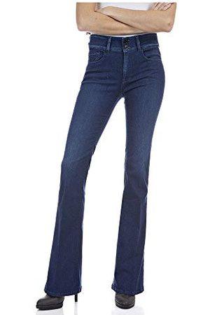 Replay Newluce Flare jeans voor dames.