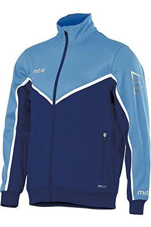 Mitre Primero Poly Football Training Track Jacket voor kinderen