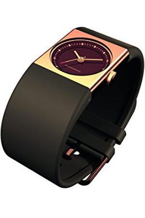 Rosendahl Dames analoog kwarts smart watch polshorloge met PU armband 43264