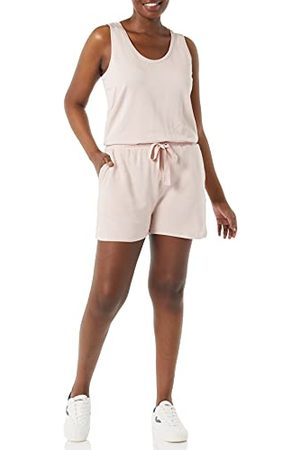 Daily Ritual Dagelijks Ritual vrouwen Supersoft Terry Mouwloos Romper, ,L