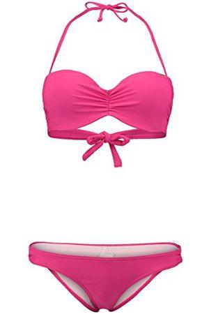 O'Neill Solid Wire Bandeau bikini voor dames