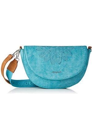 Desigual Damesbox_SUMMER AQUILE, 5092 AZUL PISCINA, U ACROSS BODY BAG, BLUE, U