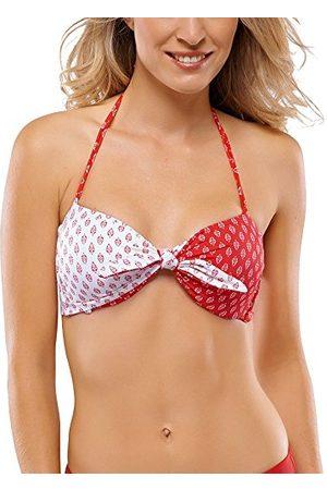Schiesser Bandeau-top bikinitop voor dames