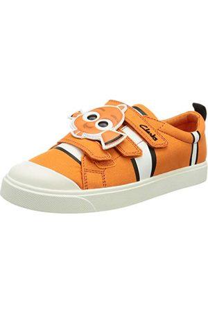 Clarks 261576667, Sneaker jongens 31 EU