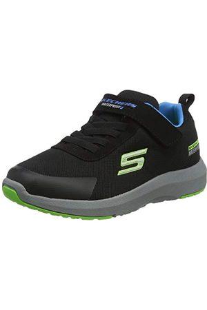 Skechers 403661L BLK, Sneakers voor jongens 18 EU