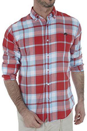 Altonadock Casual overhemd voor heren - Veelkleurig - XX-Small
