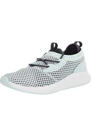 Under Armour Women's Charged Breathe Smrzd Running Shoe, Sea Glass Blue Halo Gray Halo Gray 401, 6.5 UK