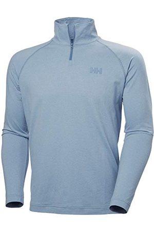 Helly Hansen Verglas 1/2 Zip Sweatshirt North Teal Blue L
