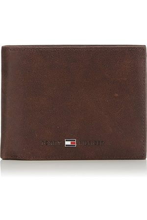 Tommy Hilfiger Johnson CC Flap And Coin Pocket Portemonnee, (Brown 041), 13X9.5X3 Cm