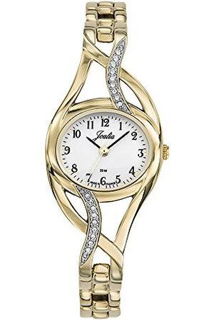 Joalia 630510 dameshorloge, analoog, kwarts, met armband