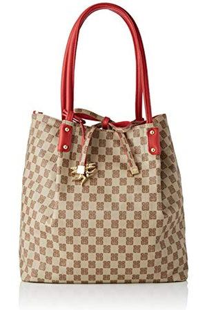 PIERO GUIDI Tote Bag, dames schoudertas, 33 x 33 x 12 cm (B x H x L)