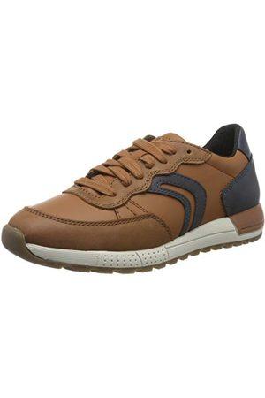 Geox J949ED0BCCL, Lage Top Sneakers Jongens 19 EU