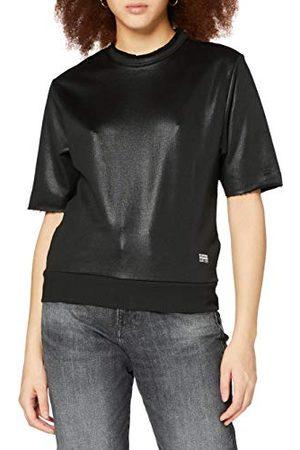 G-Star Glossy Jasmar oversized sweater voor dames.