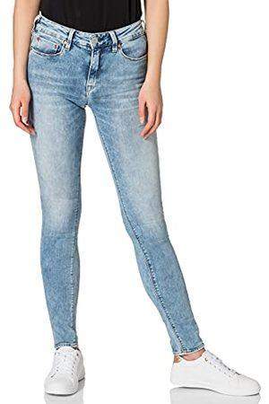 Herrlicher Prachtige dames Super G Slim Cashmere Touch Denim jeans