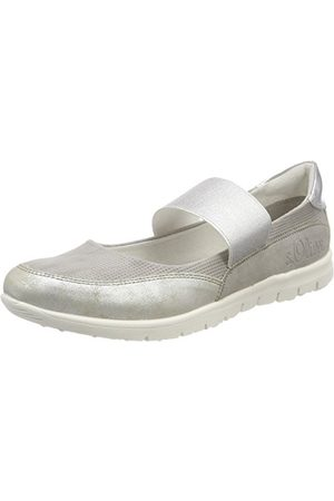 s.Oliver 5-5-24617-20 201, lage schoenen, mary jane dames 38 EU